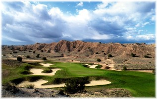 Play Around Santa Fe golf package
